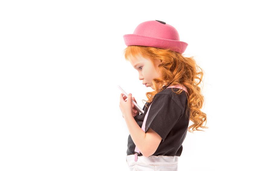 tendenze capelli ricci bambini