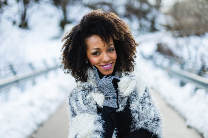 cura capelli ricci inverno