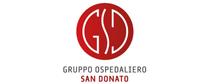 Logo gruppo ospedaliero San Donato