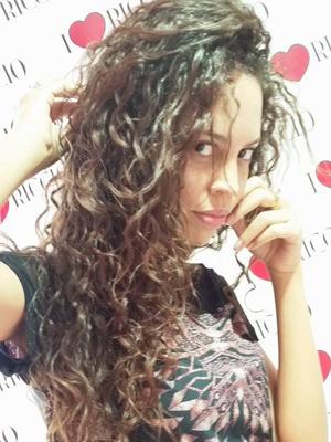 Tagli capelli ricci lunghi 2015 Foto 3