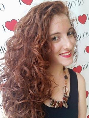 capelli ricci lunghi 2015 Foto 4