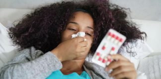 L'influenza stagionale e i capelli ricci