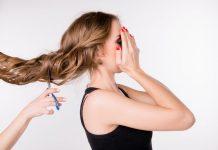 Tagliare i Capelli Ricci dal parrucchiere? 4 campanelli d'allarme