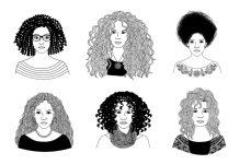 Le varie Texture dei capelli ricci: ognuna ha le sue esigenze
