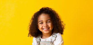 capelli ricci bambini